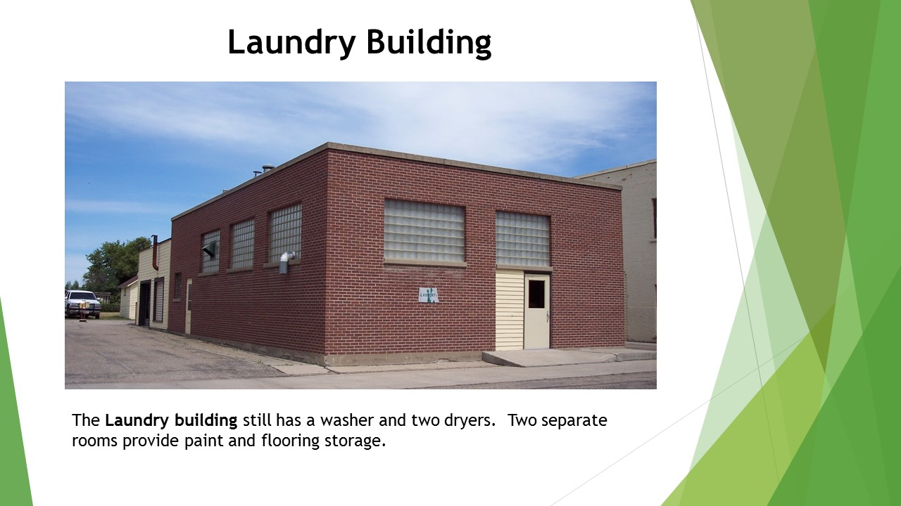 Laundry (old) Building