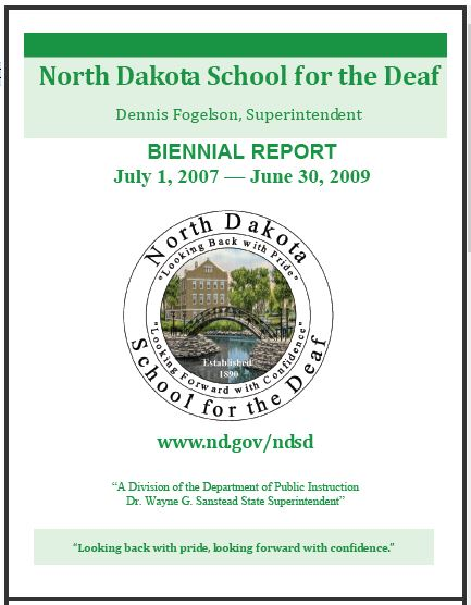 biennial report cover 2007-09